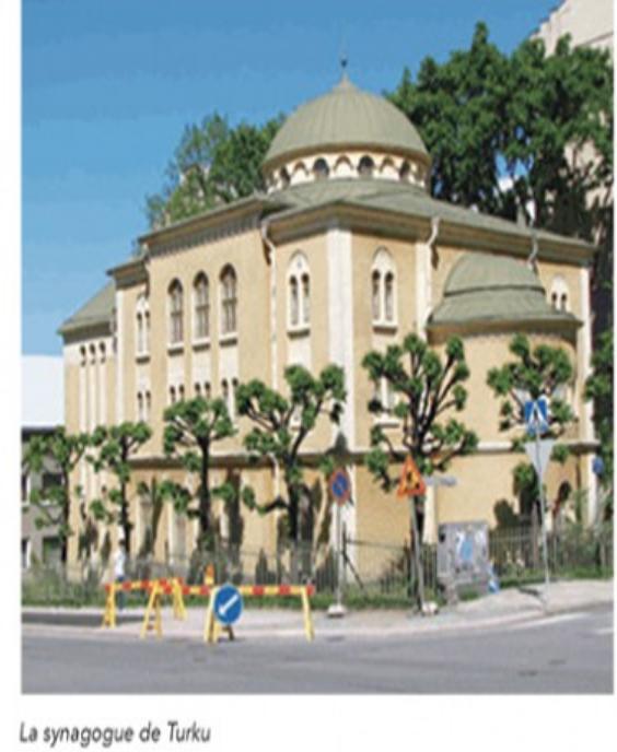 synagogue de Turku