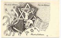 caricature antisémite